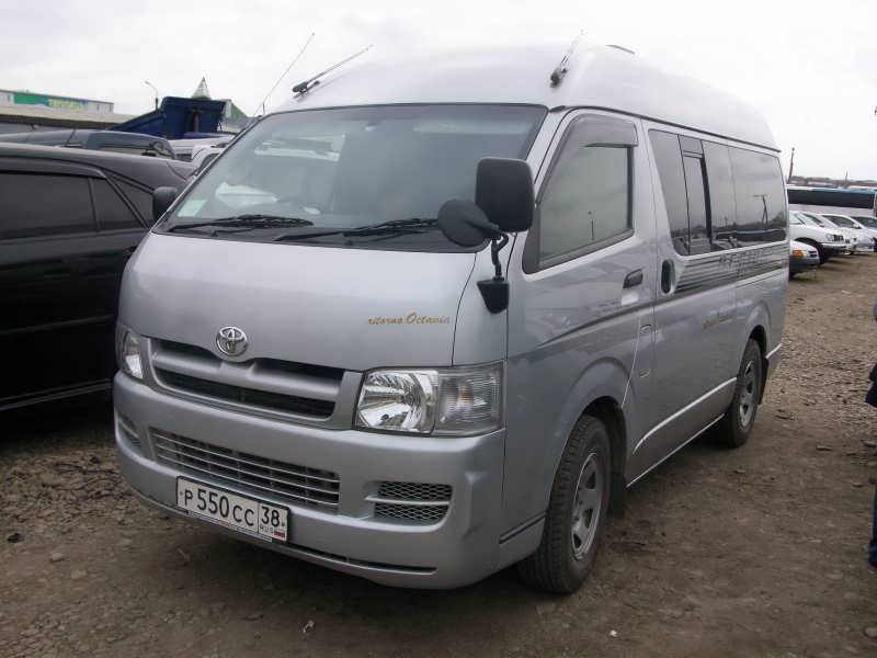 Brilliant Toyota Hiace Wagon Kzh100g For Sale Please Hurry Up The Inquiry