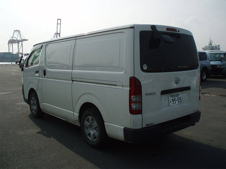 toyota hiace buss for sale find used toyota hiace bus