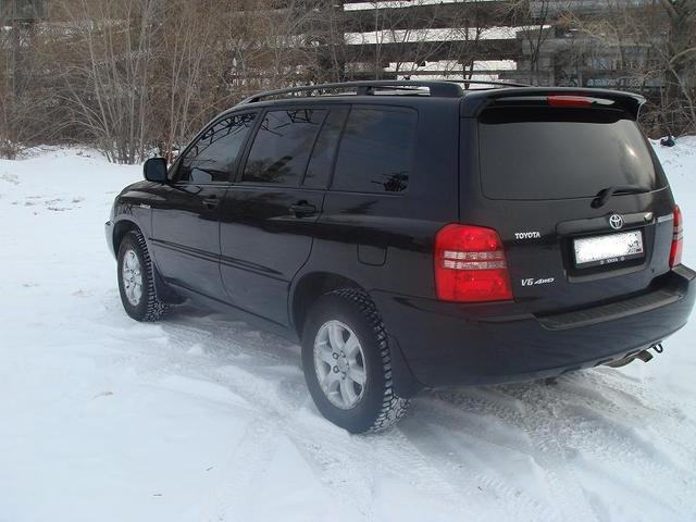 used 2002 toyota highlander photos 3 0 gasoline automatic for sale. Black Bedroom Furniture Sets. Home Design Ideas