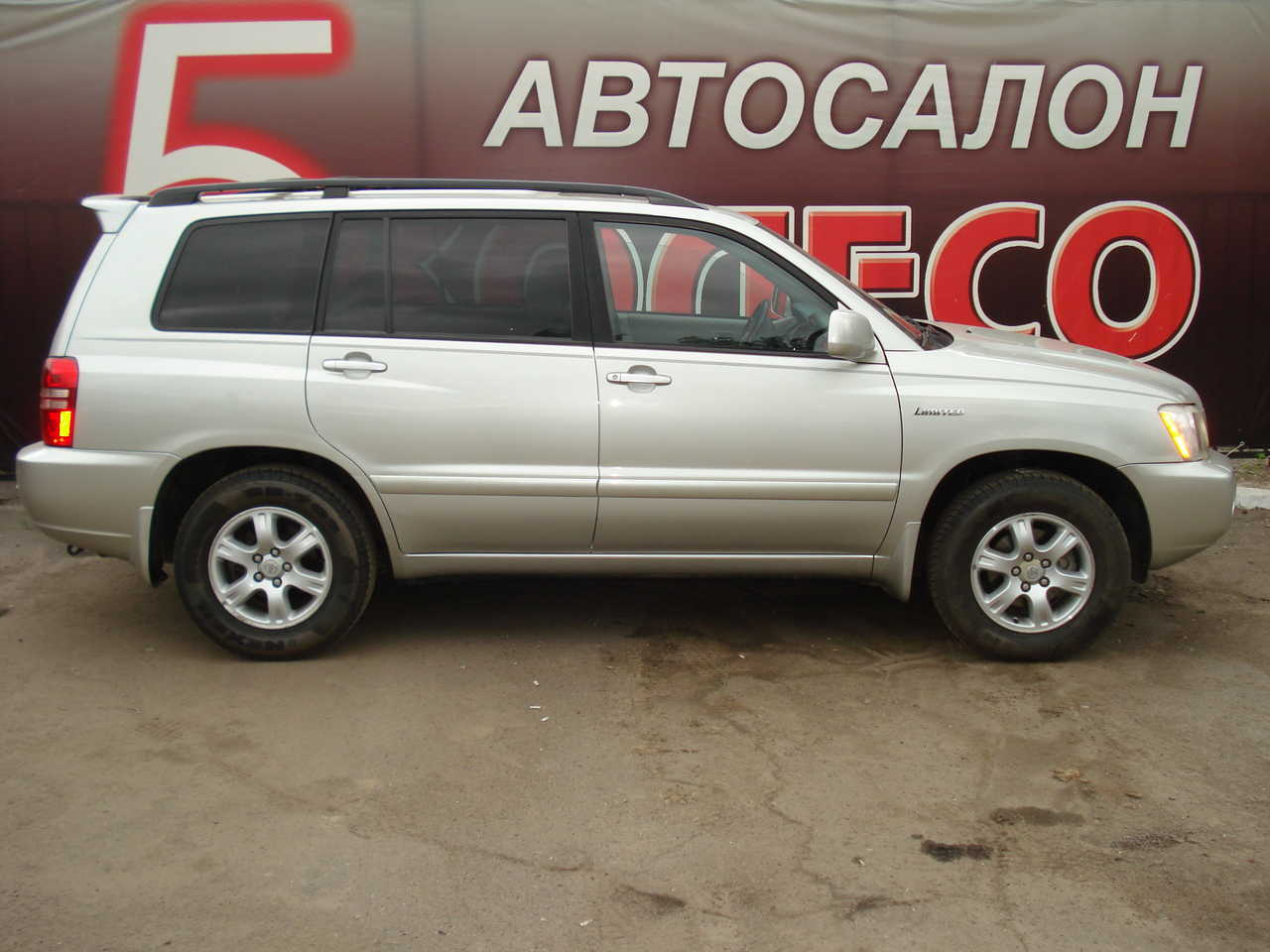 used 2003 toyota highlander photos 3000cc gasoline automatic for sale. Black Bedroom Furniture Sets. Home Design Ideas