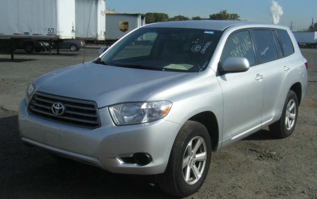 2007 toyota highlander for sale. Black Bedroom Furniture Sets. Home Design Ideas