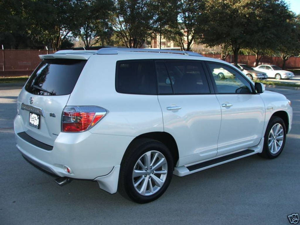 2008 Toyota Highlander For Sale >> 2008 Toyota Highlander For Sale