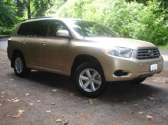 used 2008 toyota highlander photos 3300cc gasoline ff automatic for sale. Black Bedroom Furniture Sets. Home Design Ideas