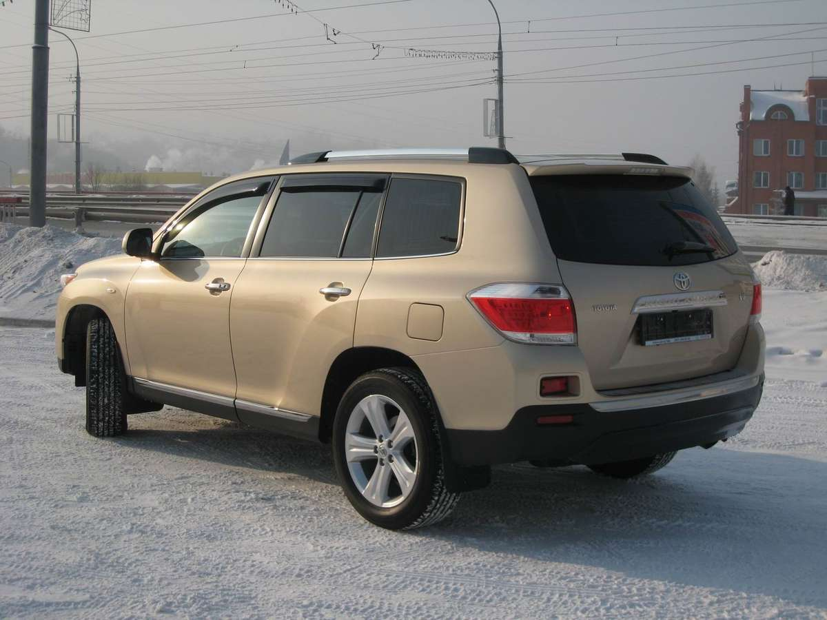 2010 toyota highlander for sale 3 5 gasoline automatic for sale. Black Bedroom Furniture Sets. Home Design Ideas