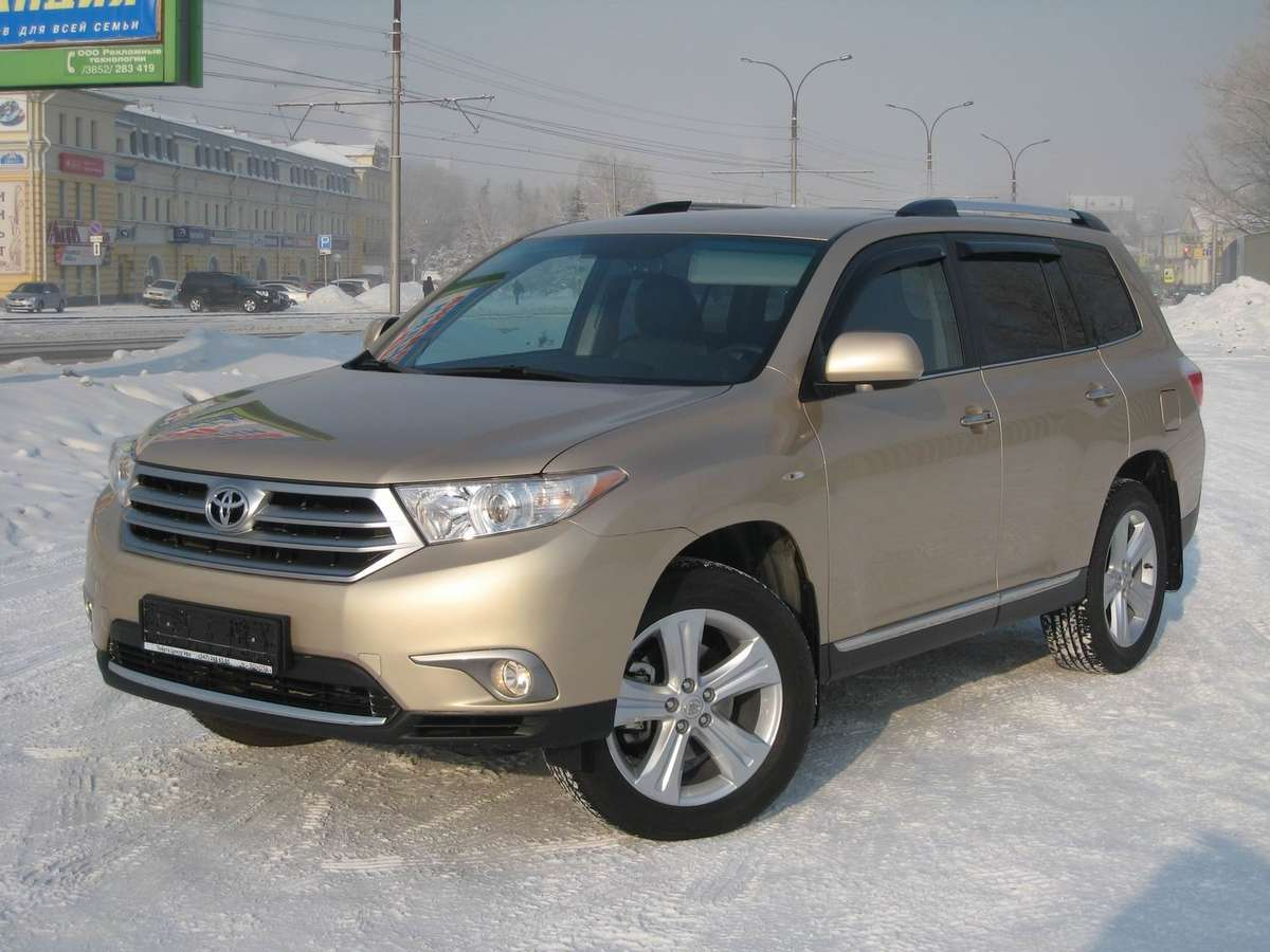 used 2010 toyota highlander photos 3500cc gasoline automatic for sale. Black Bedroom Furniture Sets. Home Design Ideas
