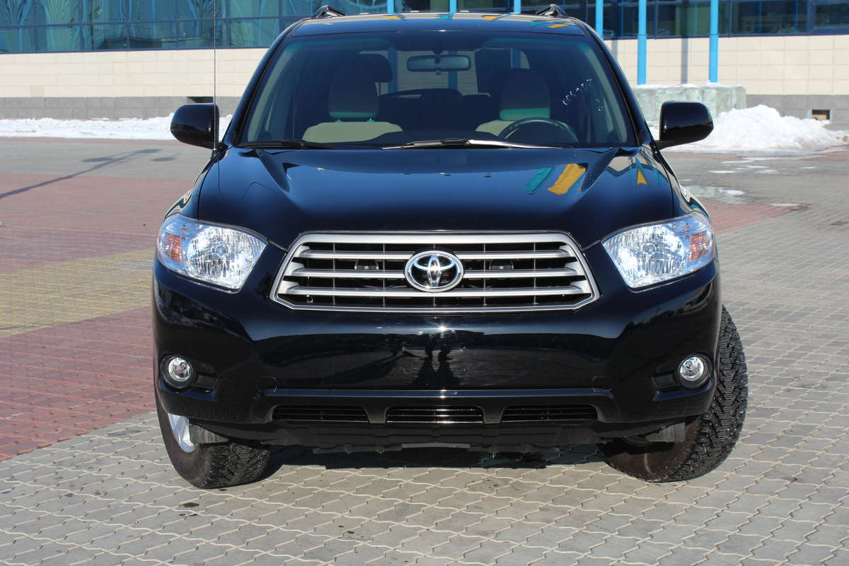 used 2010 toyota highlander photos 2700cc gasoline ff automatic for sale. Black Bedroom Furniture Sets. Home Design Ideas
