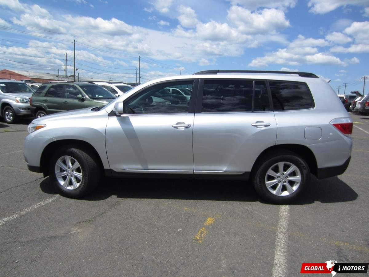 2010 toyota highlander pictures gasoline ff automatic for sale. Black Bedroom Furniture Sets. Home Design Ideas