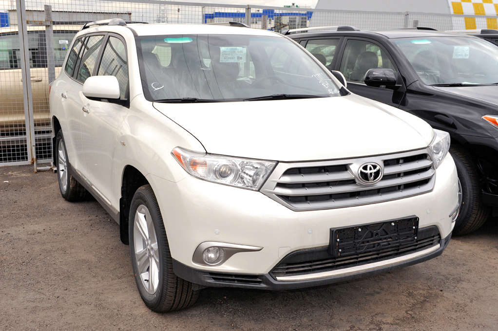 used 2012 toyota highlander photos 3500cc gasoline automatic for sale. Black Bedroom Furniture Sets. Home Design Ideas