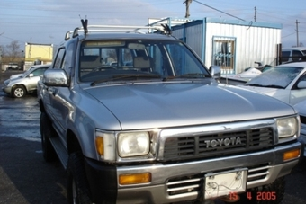 1989 Toyota Hilux PICK UP