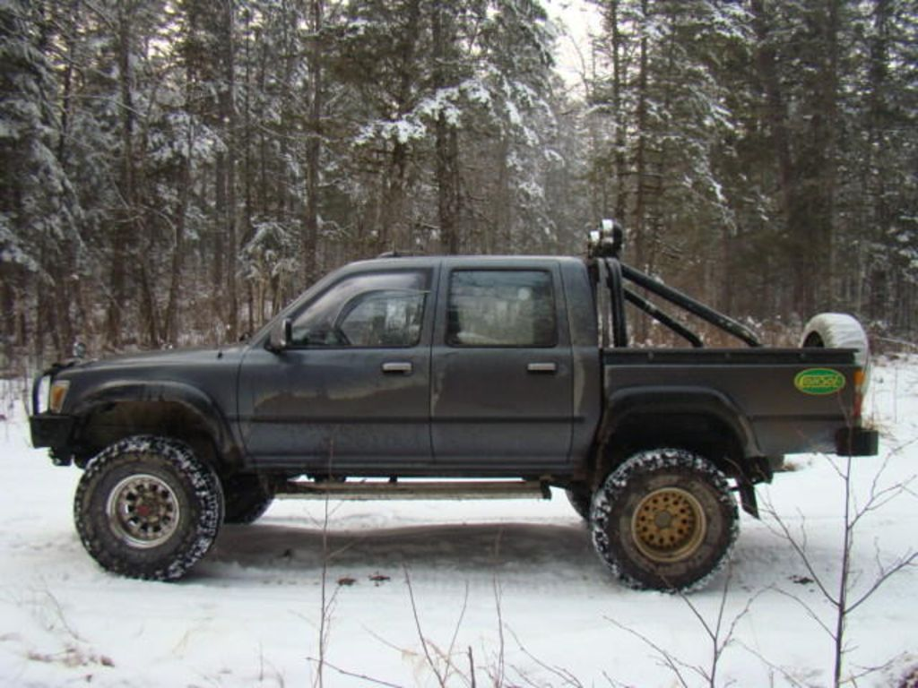 1989 Toyota Hilux Pick Up Pictures For Sale