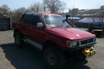 1992 Toyota Hilux PICK UP