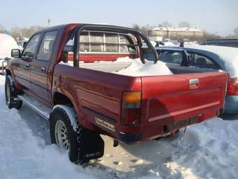 1992 Hilux PICK UP