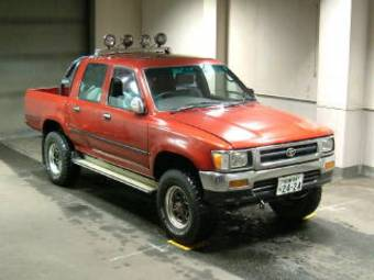 1992 Toyota Hilux PICK UP Photos