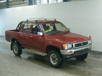 models used toyota hilux pick up 1993 toyota hilux pick up photos