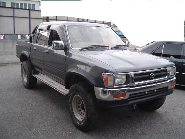 toyota hilux pick  pictures cc diesel