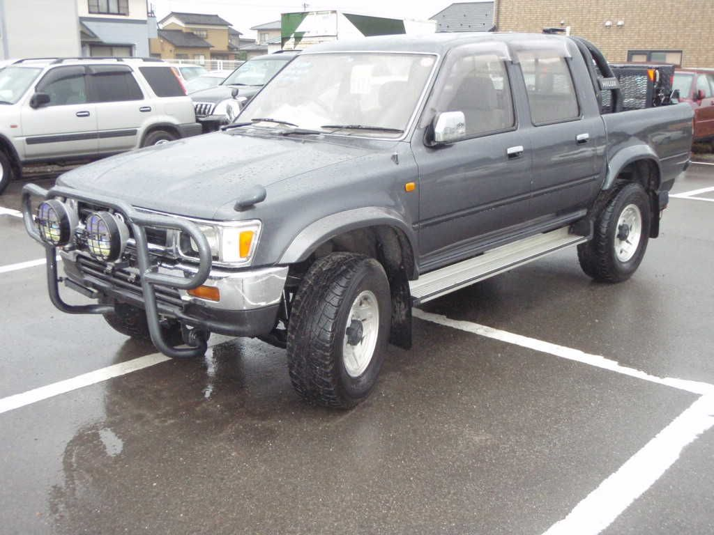1994 Toyota Hilux PICK UP Pictures For Sale