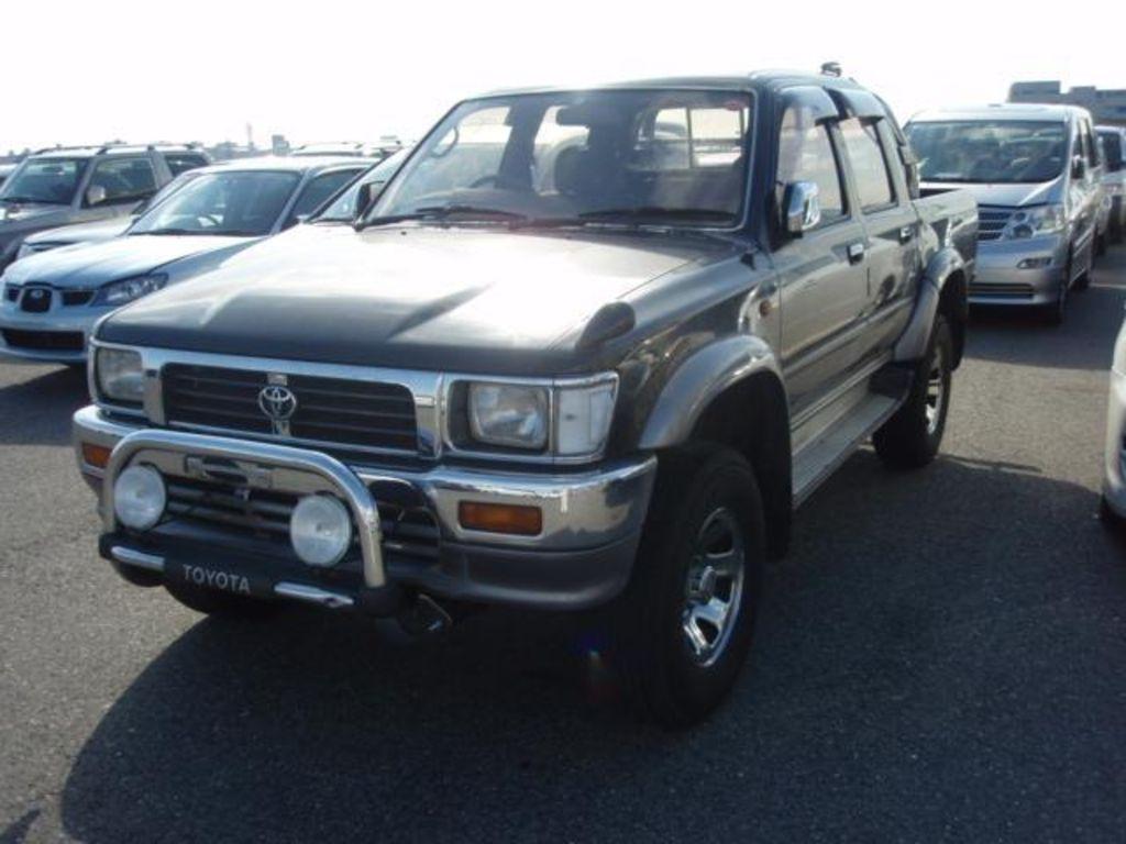 Kelebihan Kekurangan Toyota Hilux 1997 Top Model Tahun Ini
