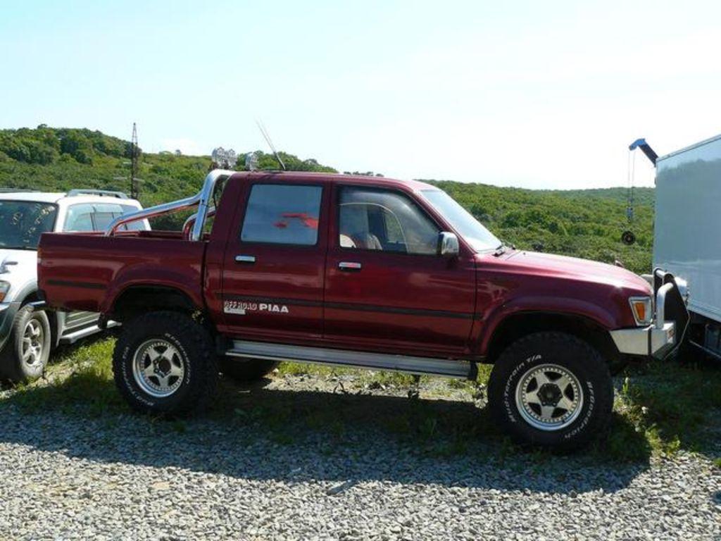 Kelebihan Kekurangan Toyota Hilux 1997 Tangguh