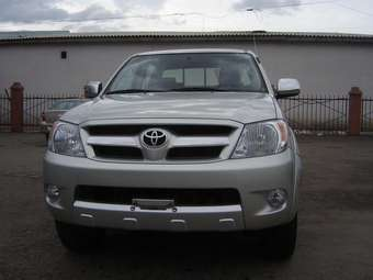 2008 Hilux PICK UP