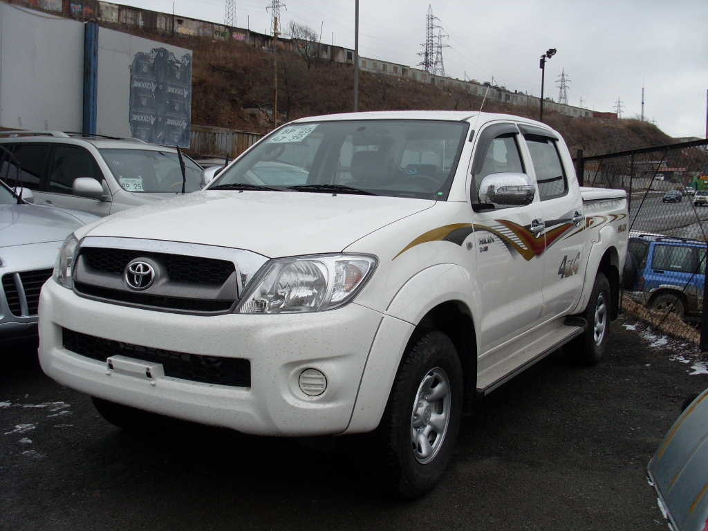 2008 toyota hilux pick up pictures diesel automatic for sale. Black Bedroom Furniture Sets. Home Design Ideas