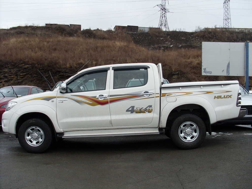used 2008 toyota hilux pick up photos 3000cc diesel. Black Bedroom Furniture Sets. Home Design Ideas