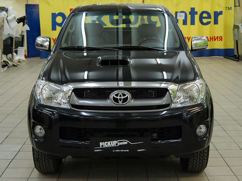 2009 toyota hilux pick up pictures diesel automatic for sale. Black Bedroom Furniture Sets. Home Design Ideas