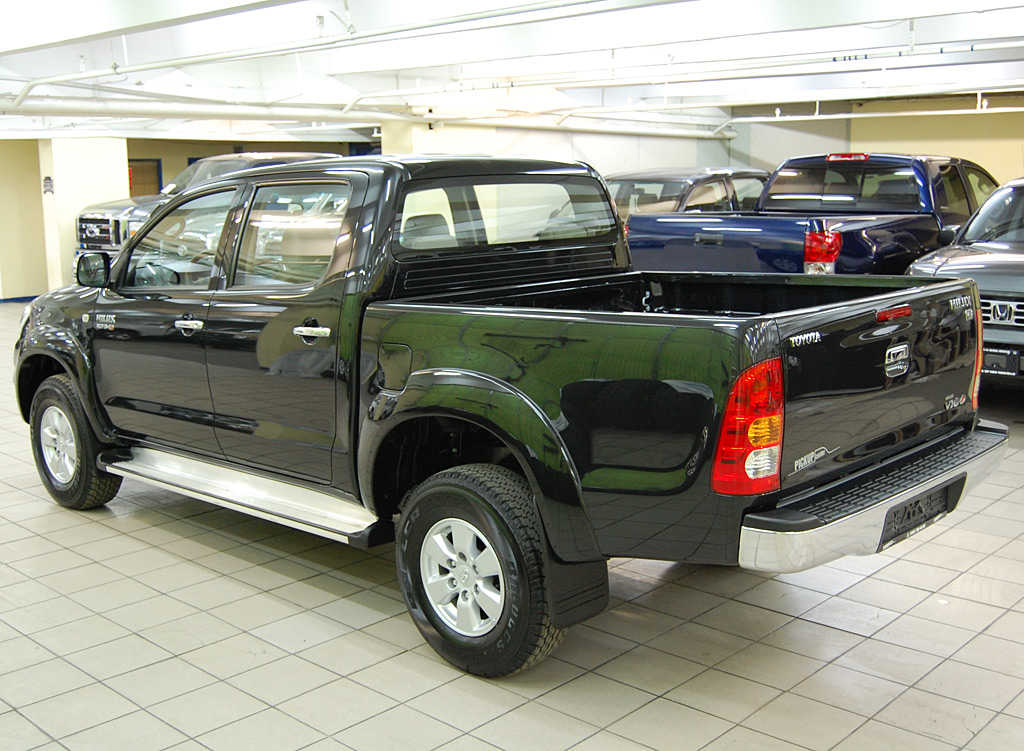 2009 toyota hilux pick up for sale 2982cc diesel. Black Bedroom Furniture Sets. Home Design Ideas