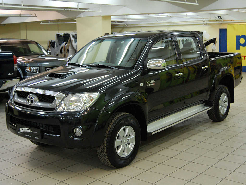 2009 toyota hilux pick up photos 3 0 diesel automatic. Black Bedroom Furniture Sets. Home Design Ideas
