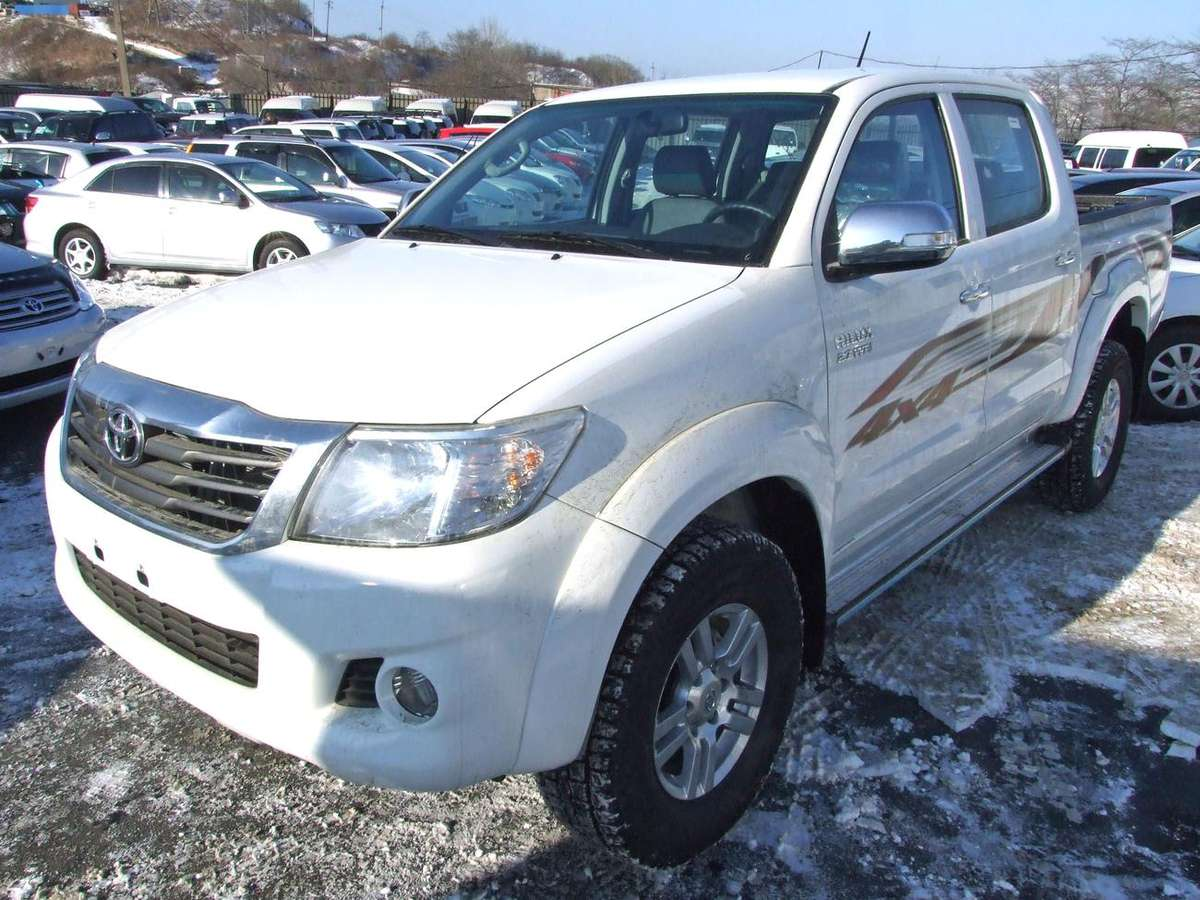 2011 toyota hilux pick up images 2700cc gasoline automatic for sale. Black Bedroom Furniture Sets. Home Design Ideas
