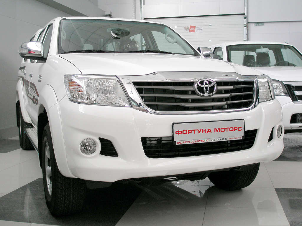 2012 toyota hilux pick up photos 2 7 gasoline automatic for sale. Black Bedroom Furniture Sets. Home Design Ideas