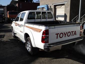 2012 Toyota Hilux PICK UP For Sale