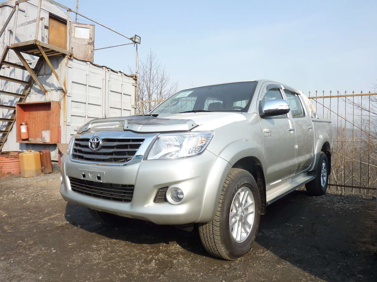 used toyota hilux 2012 cars for sale on auto trader autos post. Black Bedroom Furniture Sets. Home Design Ideas