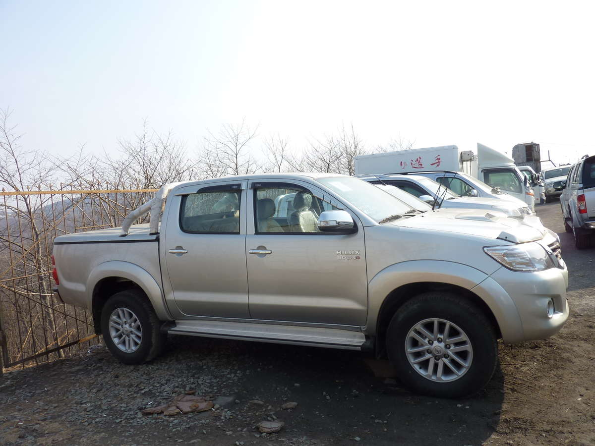 2012 toyota hilux pick up for sale 3000cc diesel. Black Bedroom Furniture Sets. Home Design Ideas