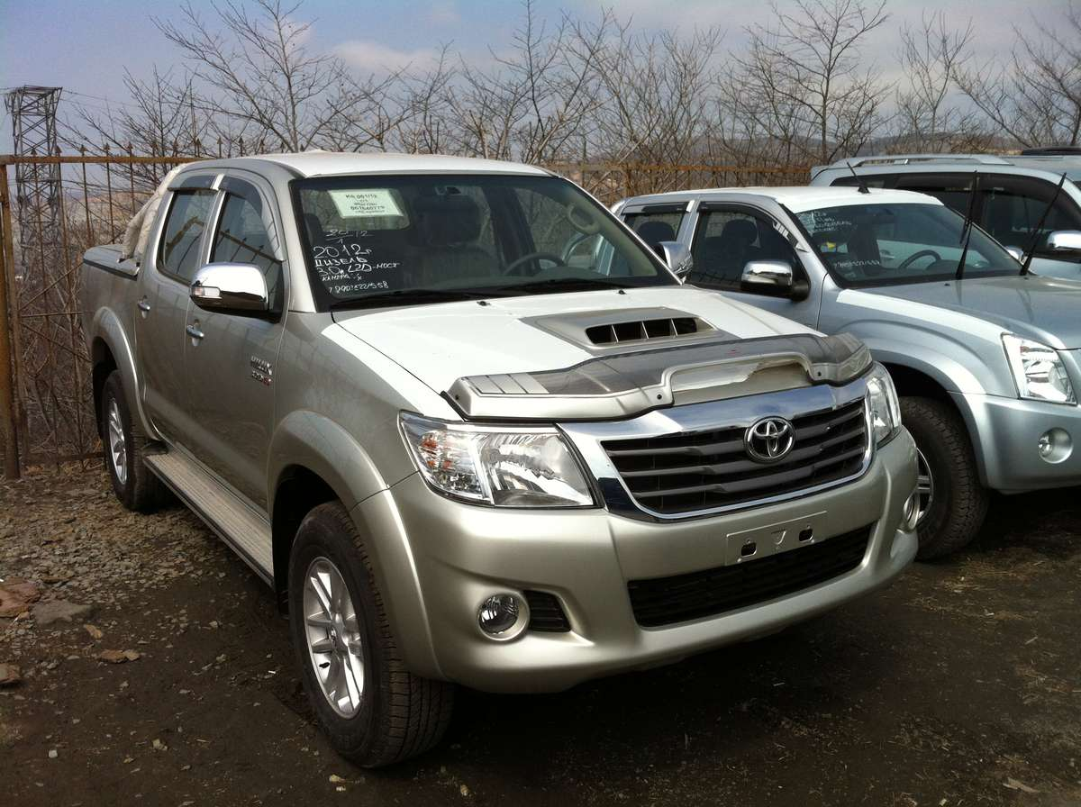 2012 toyota hilux pick up photos 3 0 diesel automatic for sale. Black Bedroom Furniture Sets. Home Design Ideas