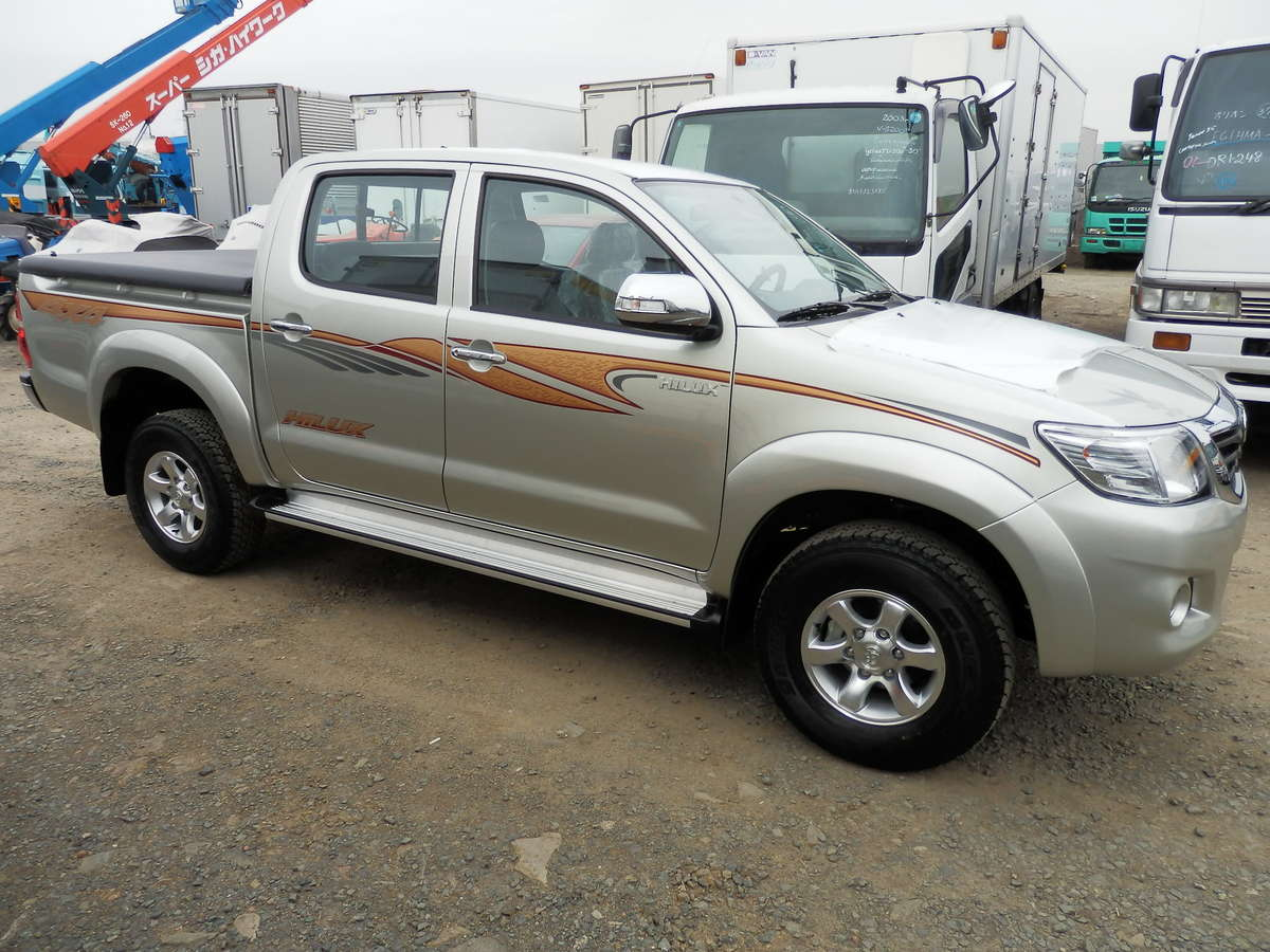 2012 toyota hilux pick up pics 2 5 diesel manual for sale. Black Bedroom Furniture Sets. Home Design Ideas