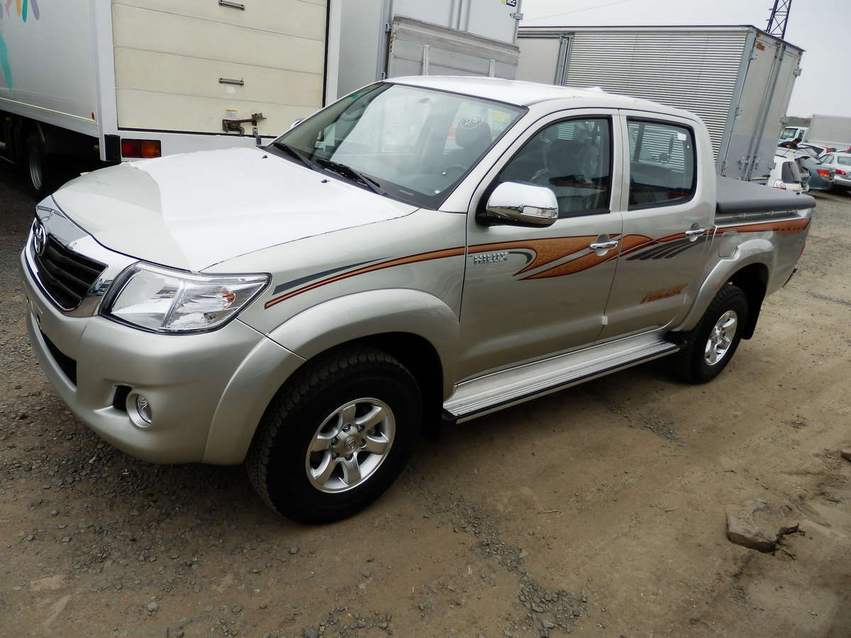 toyota hilux pick up for sale. Black Bedroom Furniture Sets. Home Design Ideas