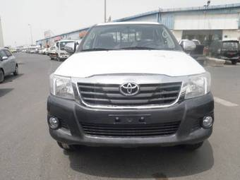 2012 Toyota Hilux PICK UP Photos