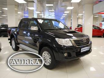2012 Toyota Hilux PICK UP Pictures