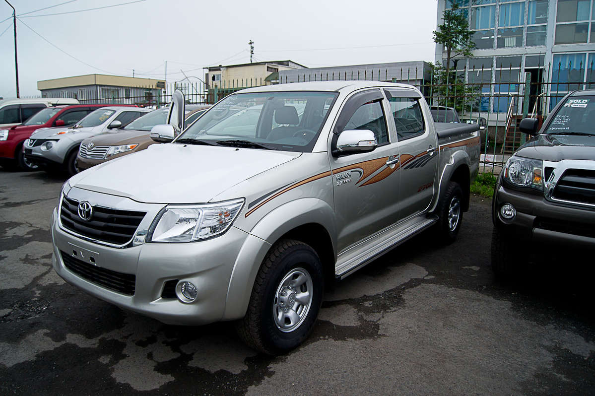 2012 toyota hilux pick up images 2700cc gasoline manual for sale. Black Bedroom Furniture Sets. Home Design Ideas