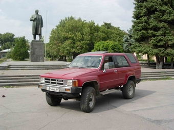1984 Toyota Hilux SURF