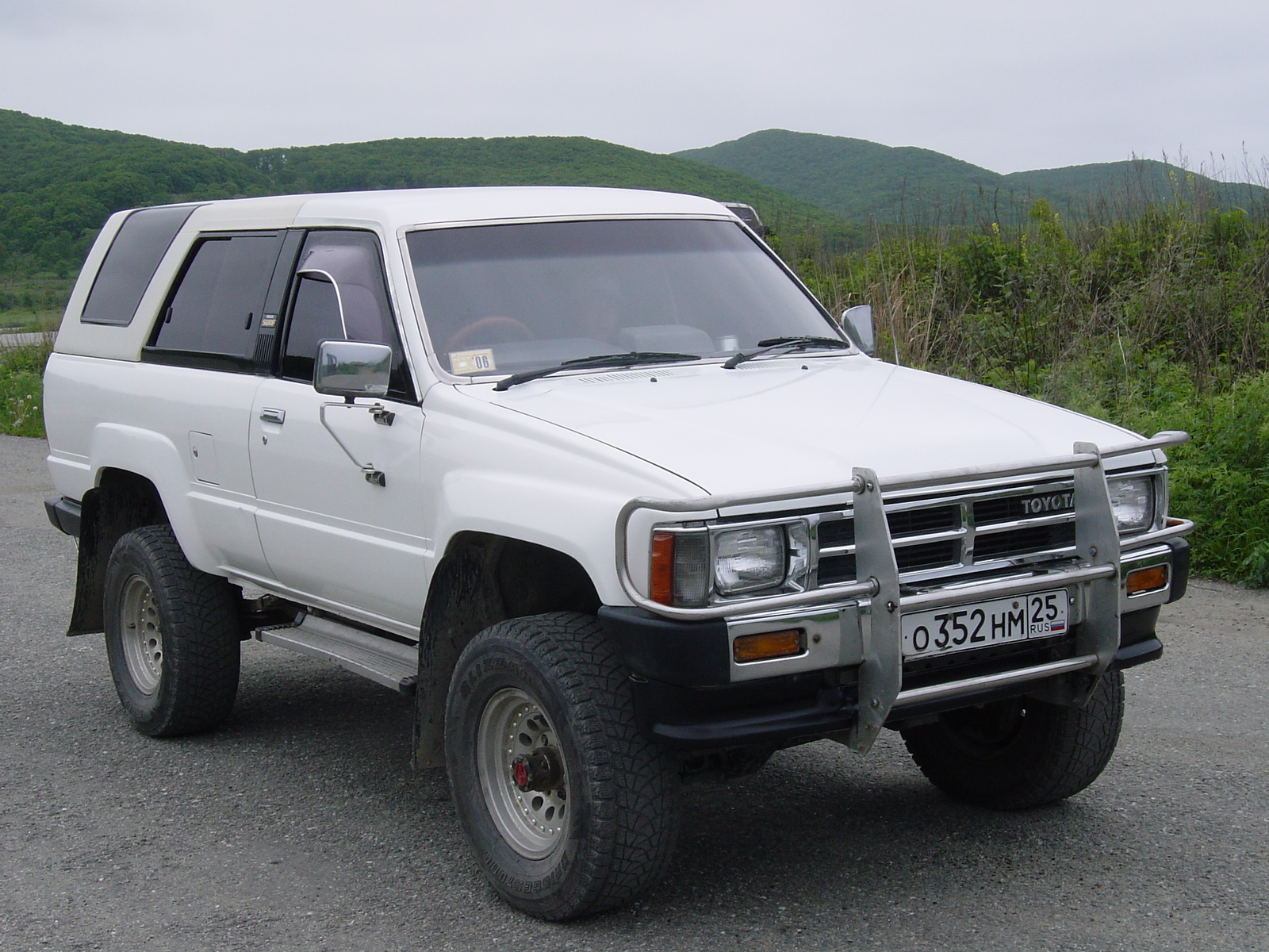 1987 Toyota Hilux Surf Pictures For Sale