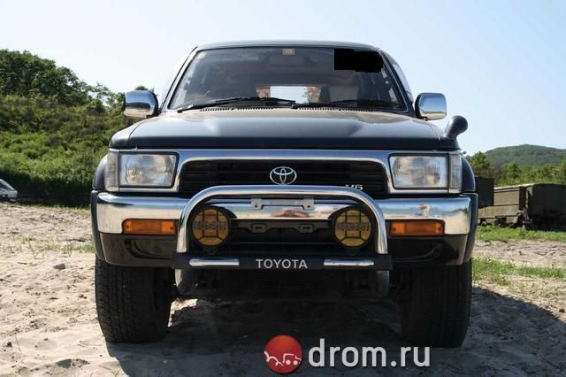 1995 Toyota Hilux Surf Pictures