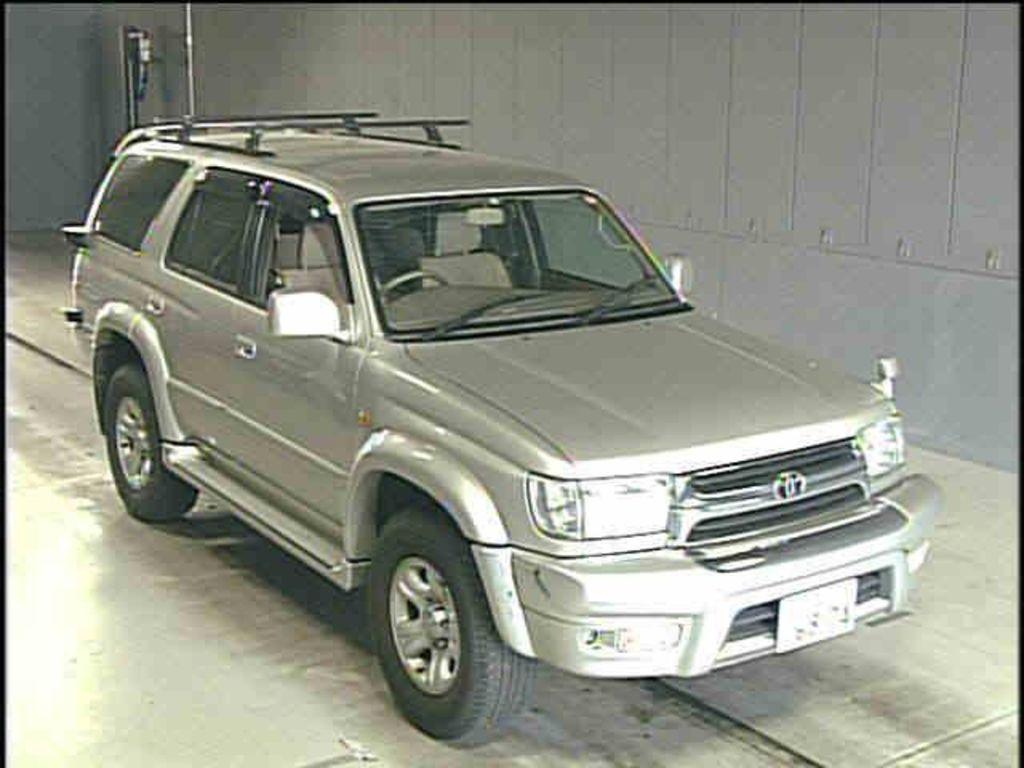 2001 Toyota Hilux Surf Pictures 3000cc Diesel