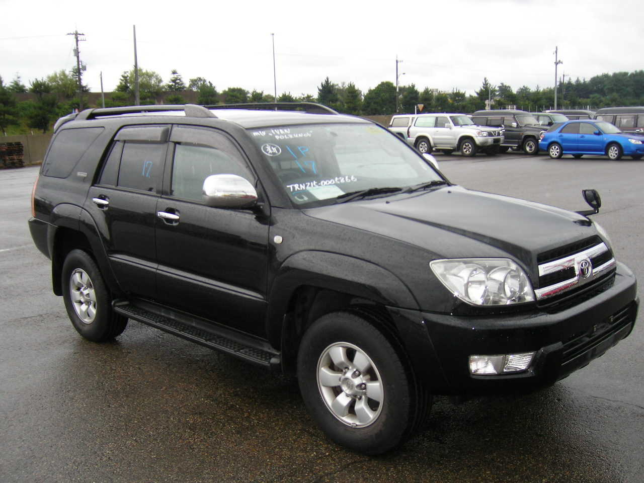 Used 2005 Toyota Hilux Surf Photos 2700cc Gasoline