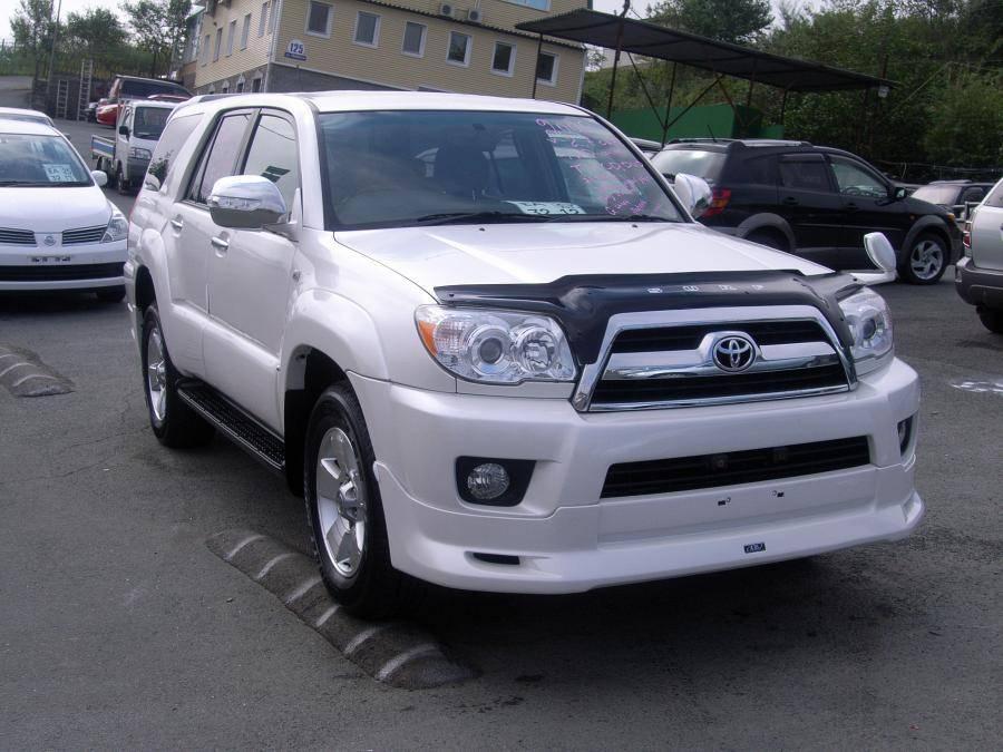 2006 Toyota Hilux Surf Pictures 2 7l Gasoline