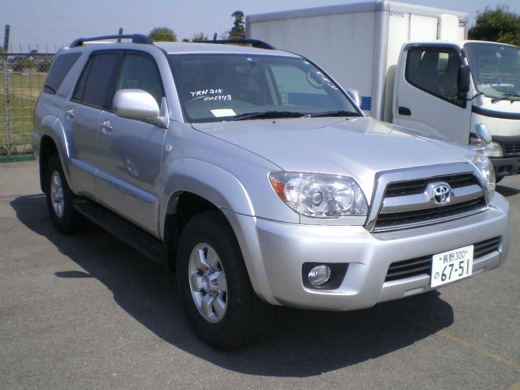 2008 Toyota Hilux Surf Specs  Engine Size 2 7  Fuel Type