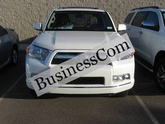 New Toyota Hilux Surf 2012 Model New Japanese Car Japanese New | Autos