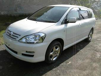 2004 toyota ipsum pictures gasoline automatic for sale. Black Bedroom Furniture Sets. Home Design Ideas