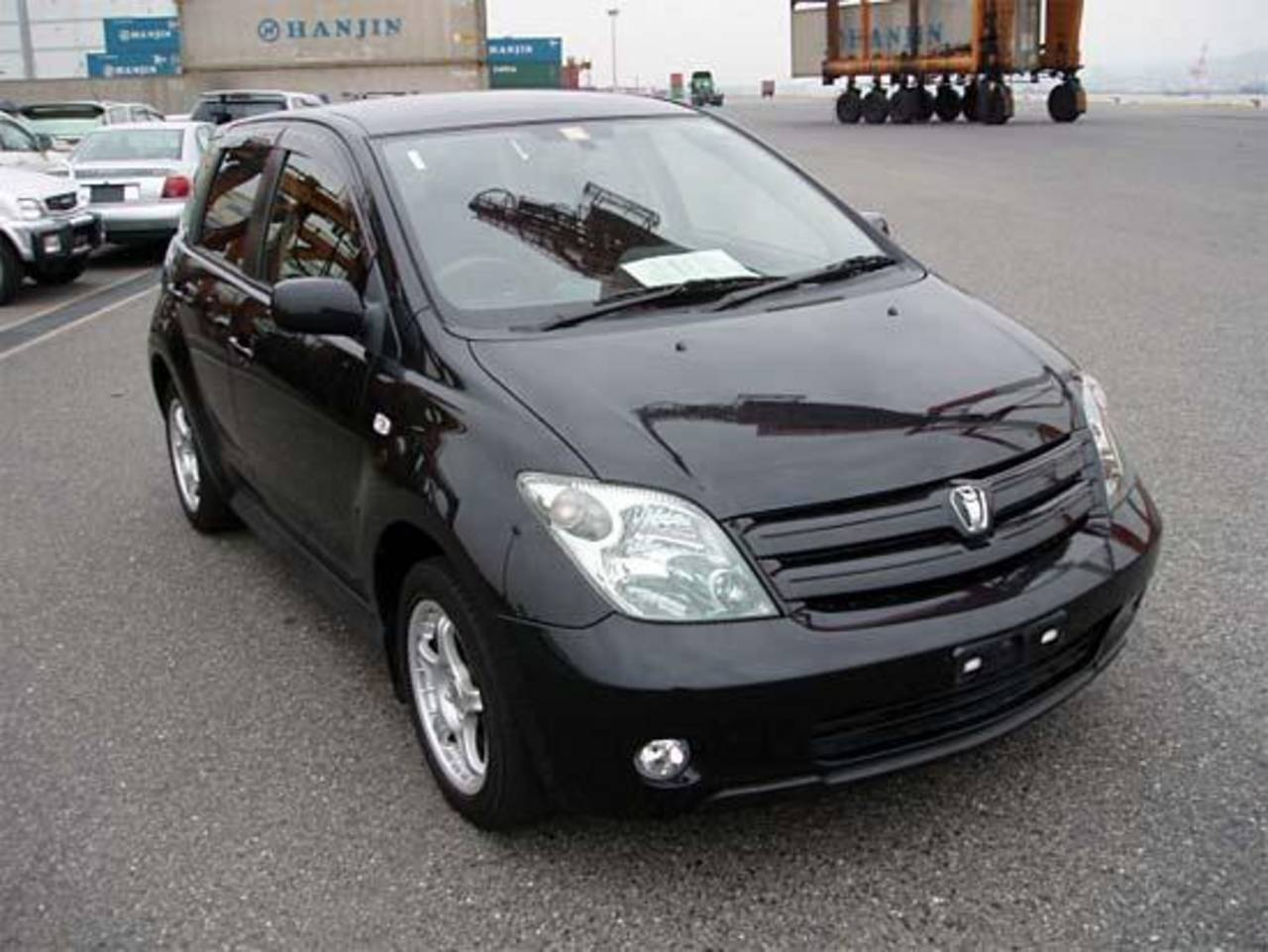 2006 Toyota Ist A S Related Infomation Specifications