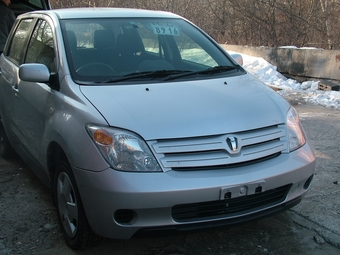 2005 Toyota IST Images For Sale